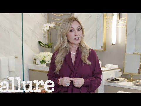 Anastasia Beverly Hills' Incredible Bathroom Tour | Beauty Spaces | Allure