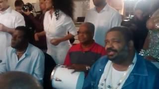 ALMIR GUINETO E MARIO SERGIO- COM OS BAMBAS DO SAMBA