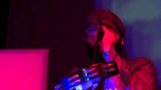 Black Grease - The Black Angels - Danforth Music Hall - Toronto - April 13, 2013