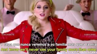 Meghan Trainor - Dear Future Husband Lyrics English & Español Subtitulado Official Video
