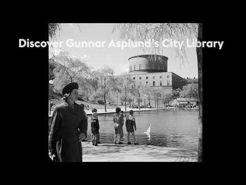 Gunnar Asplunds Stockholm City Museum