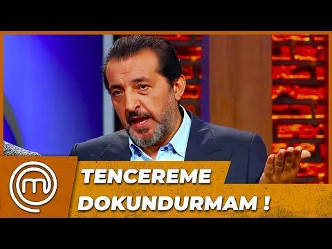 Mehmet Şef'ten Sert Açıklamalar | MasterChef Türkiye