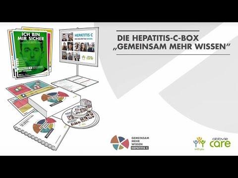 Die Hepatitis-C-Box im Einsatz – Gemeinsam Mehr Wissen