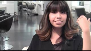 Sunkissed Ombre For Dark Hair - Salon Technique