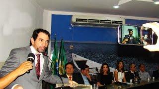 Gustavo Soares afirma que buscará honrar cada morador de Assú