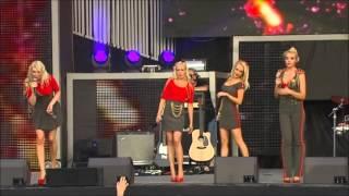 Pop Ladies - Ačiū tau už tavo meilę (Ledų šventė 2012)