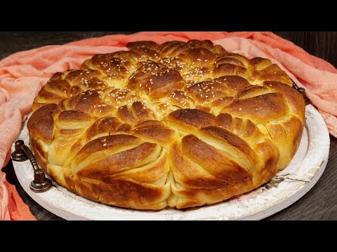Pogača pletenica / Twisted bread (ENG SUB)