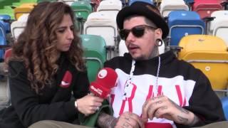 Rádio Comercial   Leiria Festival - Entrevista AGIR