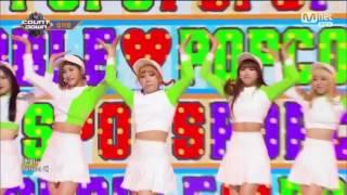 립버블 - 팝콘 교차편집 (stage mix)