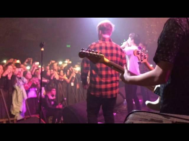Vídeo de un concierto en Palermo Club.