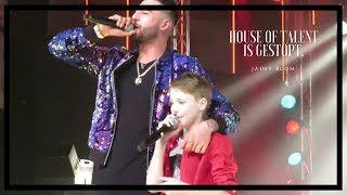 FINALE VAN HOUSE OF TALENT | VLOG 133 (2) JAIMY BLOM