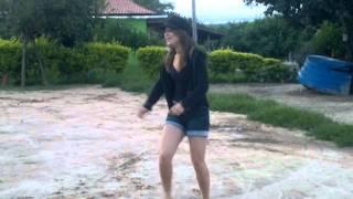 Mauro dança kuduro
