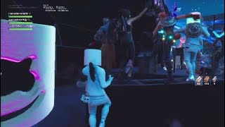 Fortnite - Marshmello Check this out