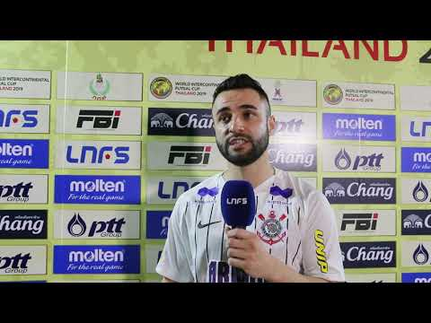 World Intercontinental Futsal Cup: Murillo (Corinthians)