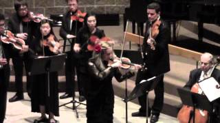 Vivaldi four seasons-winter third movement