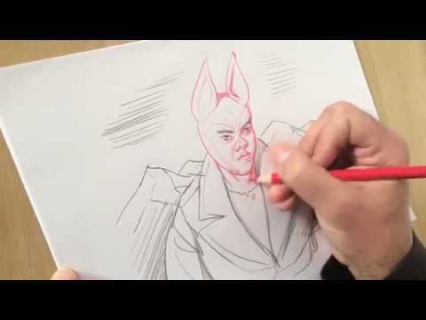 Vidéo de Ludovic Debeurme