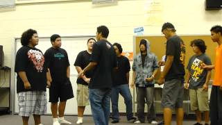 Kapolei High School Section Offs 2010 (Men)