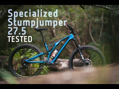 Tested: Specialized Stumpjumper Comp Carbon 27.5