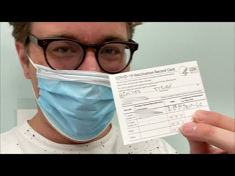Kidney Transplant Recipient Gets 3rd Vaccine Dose
