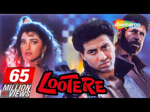 Lootere (HD) - Sunny Deol - Juhi Chawla - Naseeruddin Shah - Pooja Bedi - Old Hindi Movie