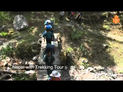 Nepal with Trekking Tour by Indo Asia Tours