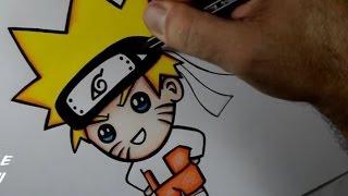 NARUTO KAWAII - Speed Drawings