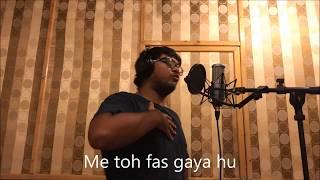 Maharya - Mask Off Cover | Naqaab Hata | Indian Version | Hindi Rap | (REMIX)