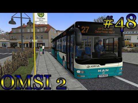 Omsi 2 #43 - Ahlheim: lijn 27 (Arriva)