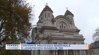 Conferinta preoteasca semestriala in Arhiepiscopia Dunarii de Jos