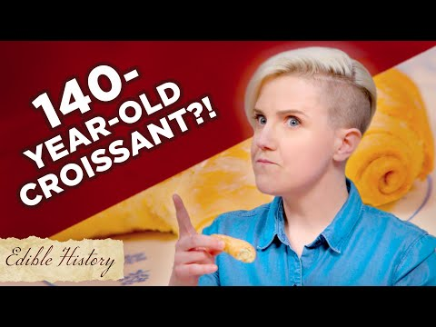 I Tried To Make A 140-Year-Old Croissant Recipe ?Tasty