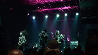 "Texas Hippie Coalition ""Outlaw"" at The Rail Club"