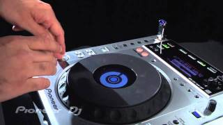 CDJ-850: Cue Point & Phaser