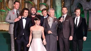 'The Hobbit' Cast Say Farewell