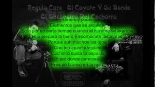Regulo Caro ft. El Coyote - El Secuestro Del Cachorro(con letra)