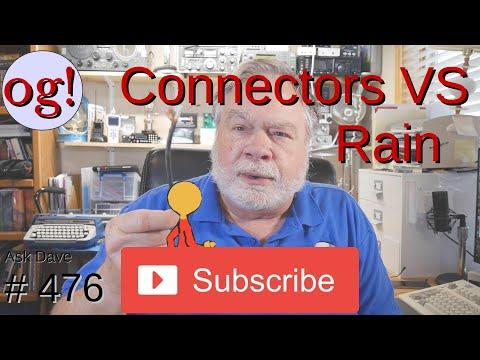Connectors VS Rain (#476)
