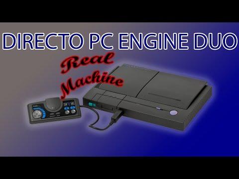 Directo juegos Pc Engine Duo