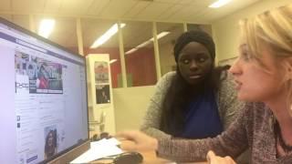 Les coulisses de ChoqFM #2 -stagiaires-frimousses-la colombe du micro-