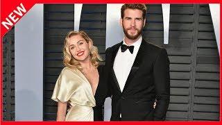 Total erfreut: Diese Promis gratulieren Miley zur Hochzeit