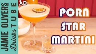 Porn Star Martini Cocktail | Joel Fraser