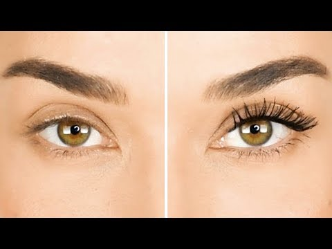 How To Get Long Full Natural Lashes | Eman