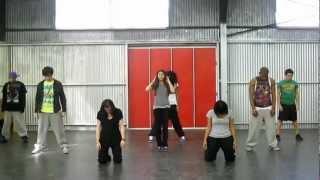 make it shine coreografia