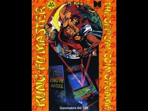 BITeLog 00A4: Kung-Fu Master (COMMODORE 64) LONGPLAY