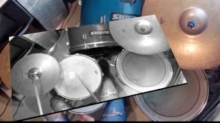 Rawayana - Funky fiesta Ft Jose Luis (cover bateria/drum)