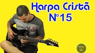 Backing track conversão-Harpa Cristã nº15