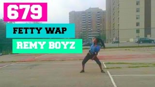 679 - Fetty Wap Ft Remy Boyz Dance Cover Choreography By @MattSteffanina