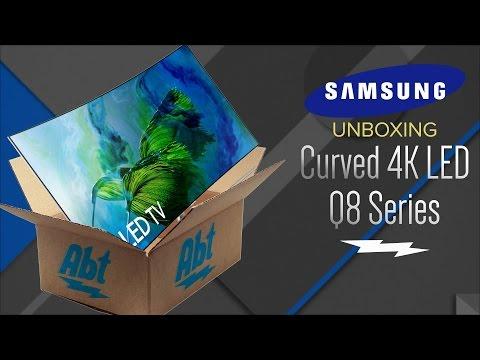 Unboxing: Samsung QN65Q8C