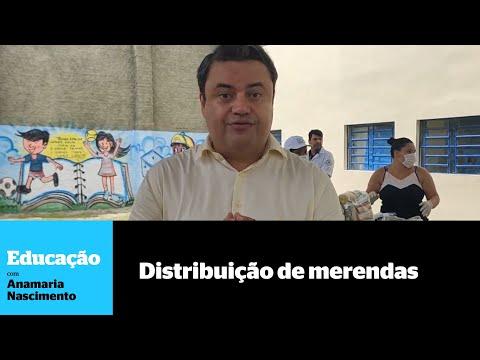 Coronavírus: Como fica a distribuição de merendas na rede municipal do Recife