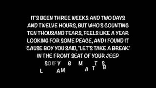 Lonely Call Lyrics by RaeLynn