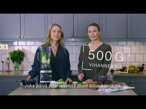Food Pharmacy | Life Hack #1: Miten parannan vastustuskykyäni?