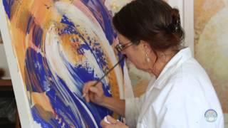 Méditation Transcendantale ® et créativité picturale